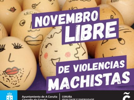 Novembro libre de Violencias Machistas